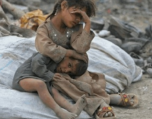 aid for children in crisis