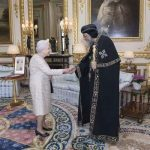 Pope Tawadros on first visit to UK