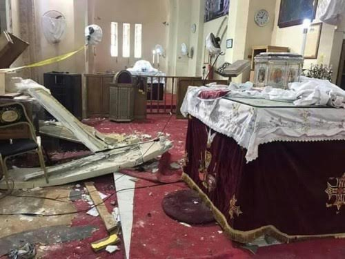 Perpetrators of suicide bombings in churches on trial