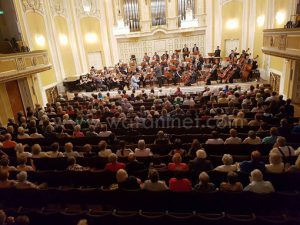 Cairo Symphony Orchestra plays in Vienna1