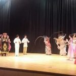 Chinese song and dance in Luxor2