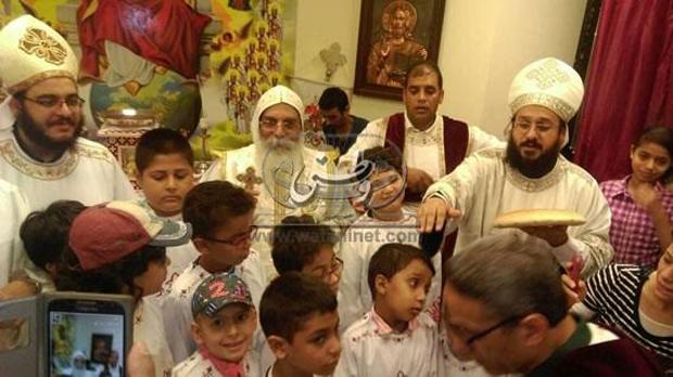 Bishops visits children's cancer hospital