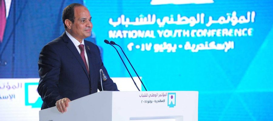1. Egypt's youth conference