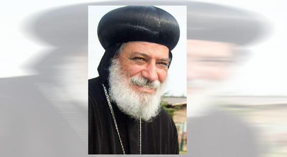 Anba Kyrillos, Metropolitan of Milan, passes away