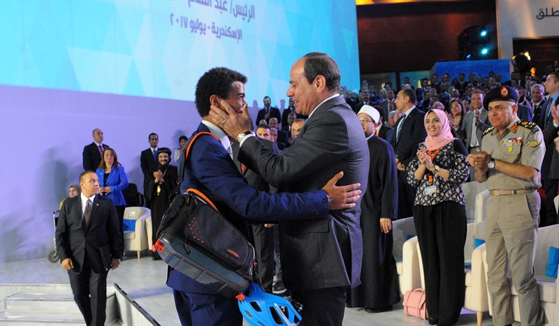 3. Egypt's youth conference