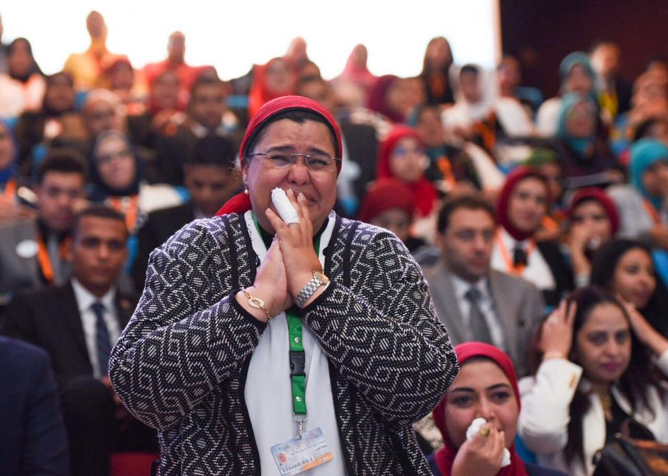 5.Egypt's youth conference