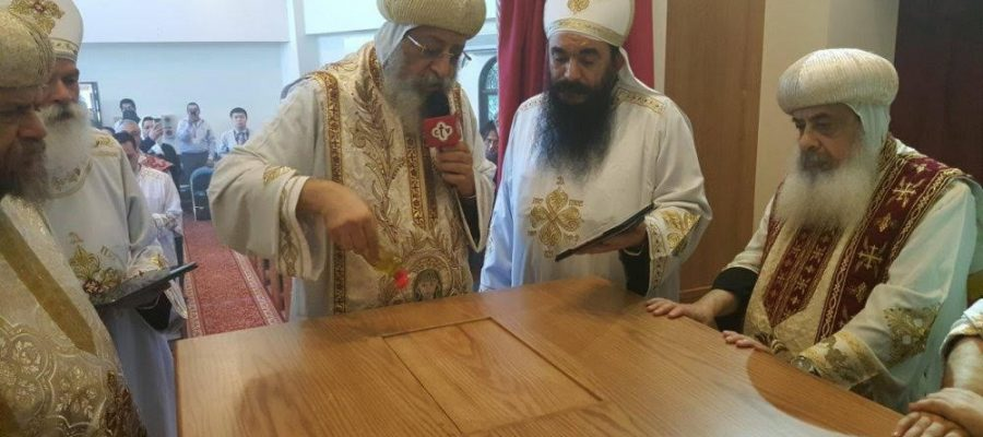 Pope Tawadros in Japan and Australia