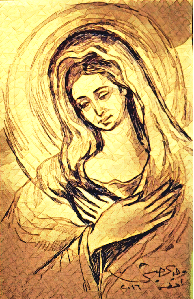 The Holy Virgin's fast
