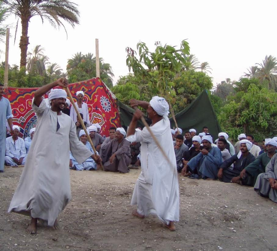 Tahtib: Fighting … and dancing … the ancient way
