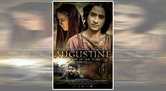 Augustine, son of her tears