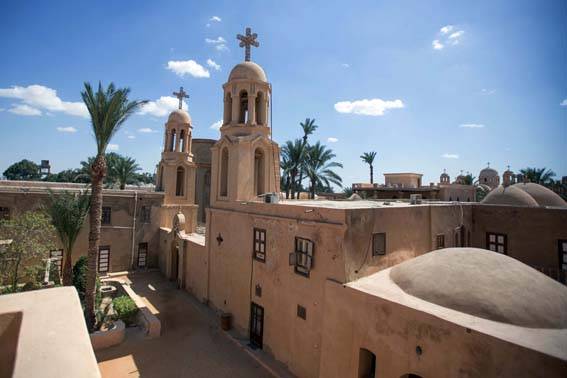 Egypt .. a Vatican pilgrimage destination