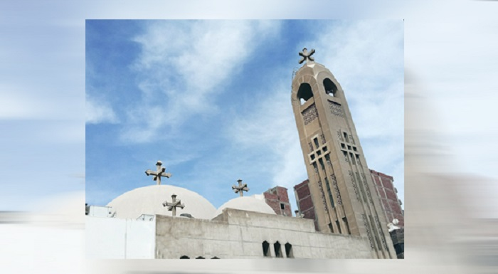 Failed attempt by Muslim hardliner to break into Cairo church