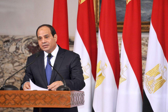 Second term for President Sisi