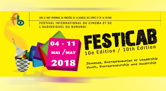 Egypt in Burundi film festival