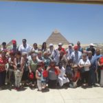 First Italian pilgrims on trail of Holy Family in Egypt