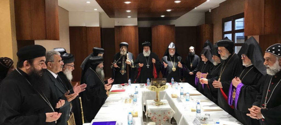 Orthodox patriarchs in Land of the Cedars – Watani
