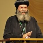 Coptic Bishop Suriel of Melbourne speaks out against Hobart's inverted crosses