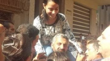 Missing Coptic woman back home