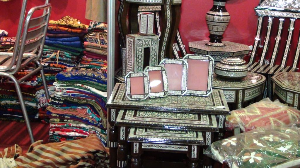Diarna: Egyptian home products in Matrouh