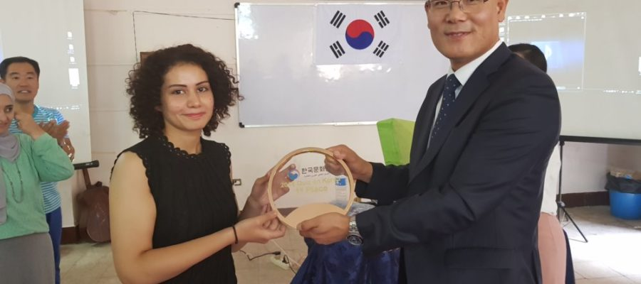 Egyptian winner of Quiz on Korea qualifies for finals