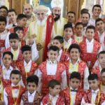 Forty altar boys ordained in church of the Martyrs