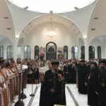 Pope Tawadros's pastoral visit to the US: Praying, serving, talking
