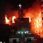 No casualties in Cairo church fire
