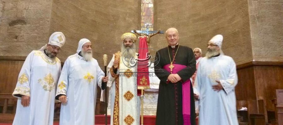 coptic orthodox mass
