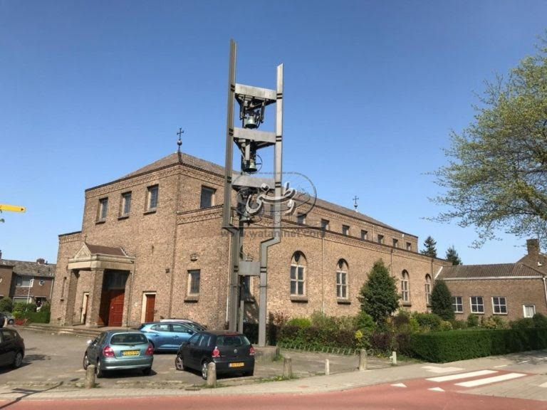 New Coptic church in The Netherlands