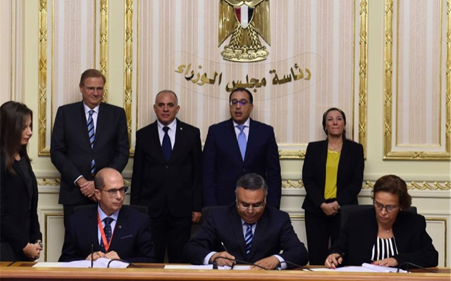 Egypt signs USD 31 million project with UNDP for climate change adaptation