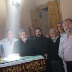Official recognition of phenomenon of sunlight falling on altar on St Michael Day