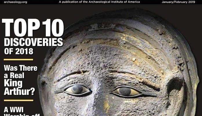 Saqqara mask among top 10 discoveries of 2018 – Watani