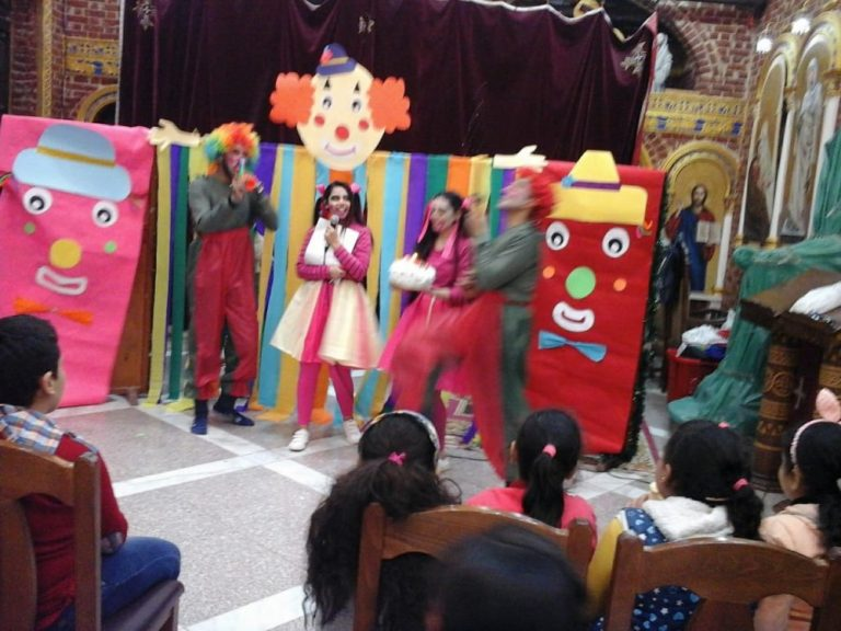 'No to bullying' day-long carnival in Banha church