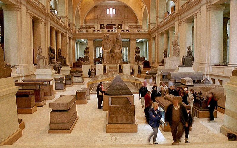 Consortium of European museums to help develop Egyptian Museum in Cairo