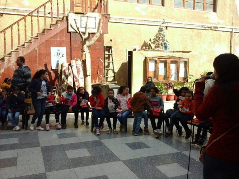'No to bullying' day-long carnival in Banha church