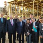 Foundation stone for German University in Egypt's new capital