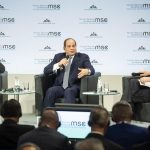 "Sisi in Munich: ""I am the first president of an Islamic country to call for reform of religious address"""