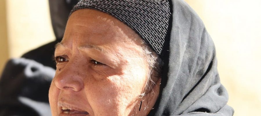Egyptian peasant woman wins Princess Sabeeka Productive Families Award