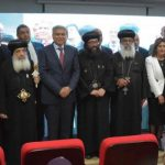 Coptic Church's new hospital opened by Minya Governor