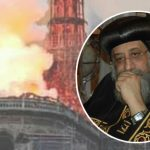 Egypt expresses grief over fire at Paris's Notre Dame