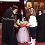 Pope Tawadros honours organ donors