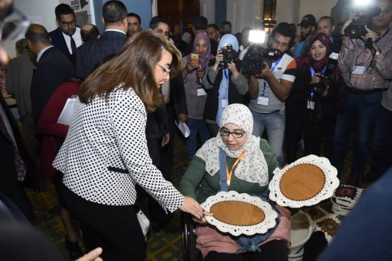 Egyptian handcrafts and home products Diarna get marketing boost