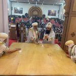 Pope Tawadros consecrates Church of St Athanasius in Bitburg, Trier