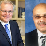 Australian Copt journalist congratulates Morrison on win, warns against illegal immigration
