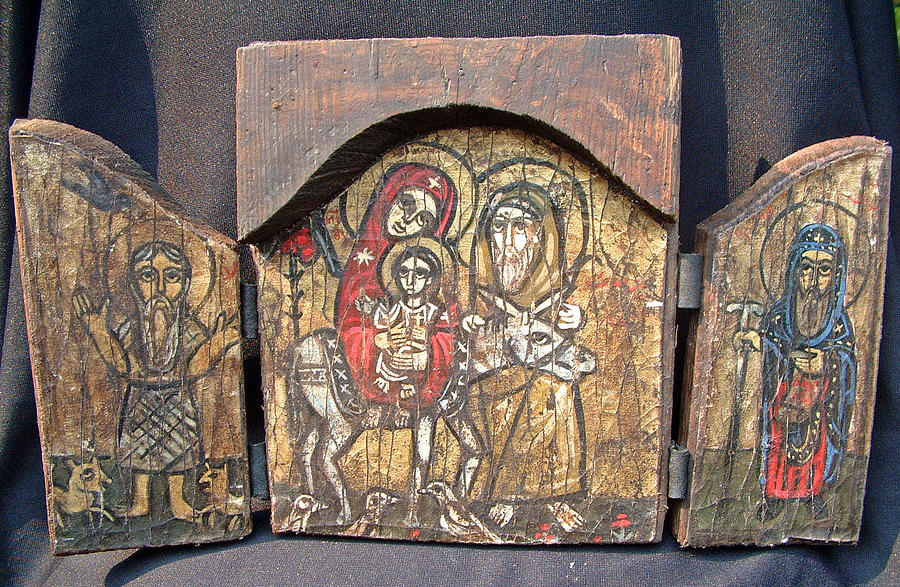 Pi-Lampas hosts seminar on:The Coptic icon throughout the ages