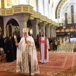 Pope Tawadros seats one metropolitan, consecrates four bishops
