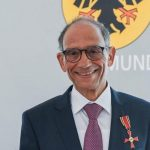 Egyptian-born German tunnel wizard Hani Azer awarded German Order of Merit