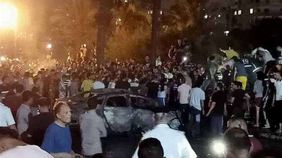 Unintended terror attack behind fire at cancer hospital in Cairo