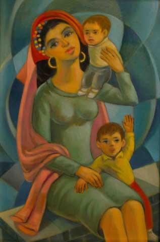 Tribute to Motherhood