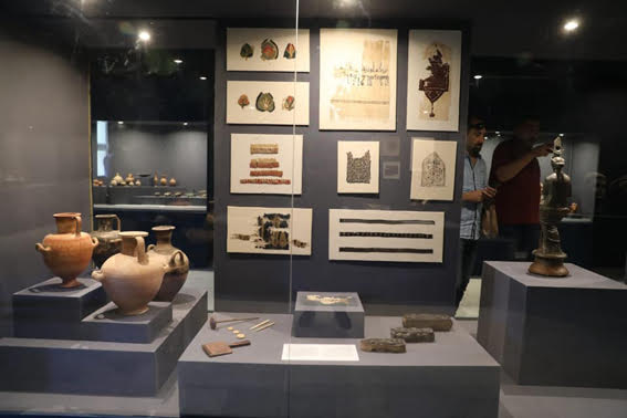 Tanta showcases its heritage